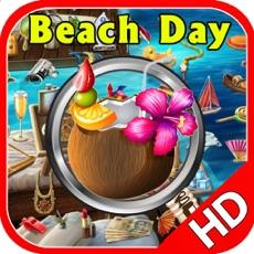 Activities of Beach Day Hidden Object Games