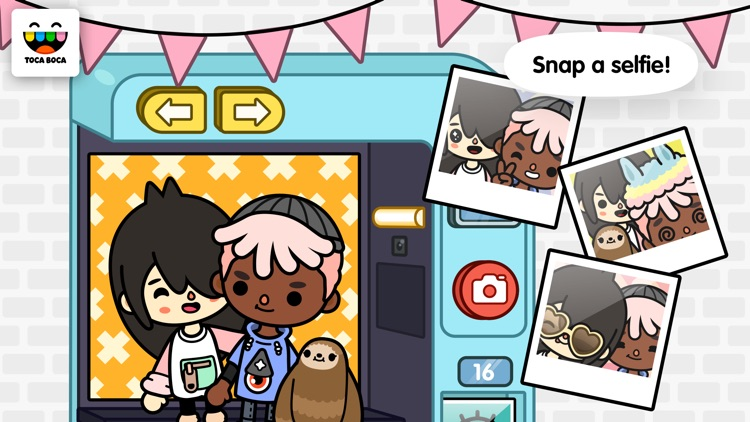 Toca Life: Neighborhood screenshot-4