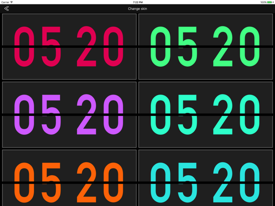 Flip Clock - digital clock | App Price Drops