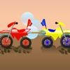 Dirt Bike Comparing Fractions - iPadアプリ