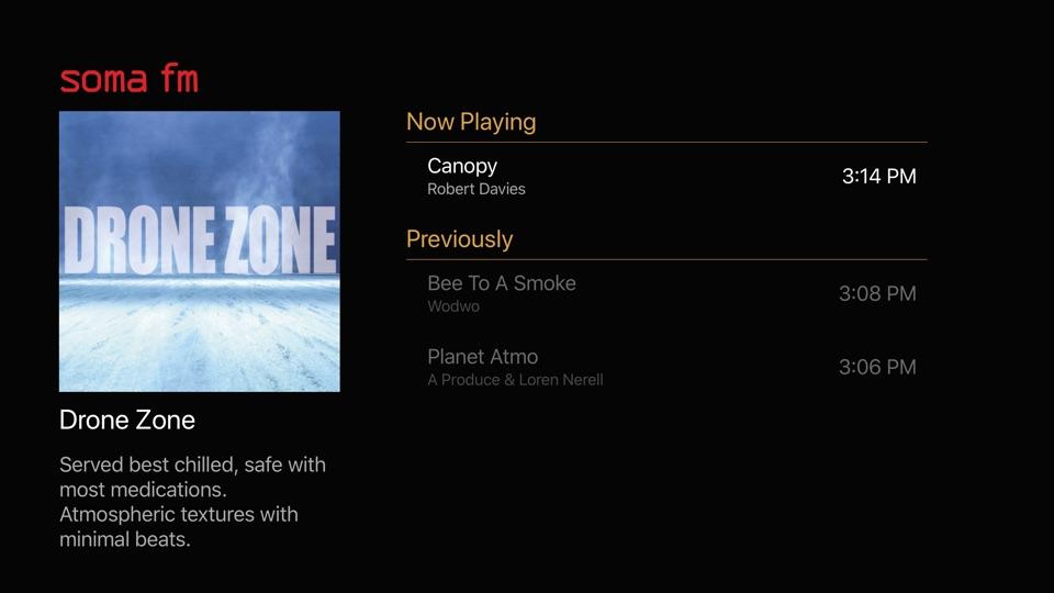 SomaFM Radio Player | App Price Drops