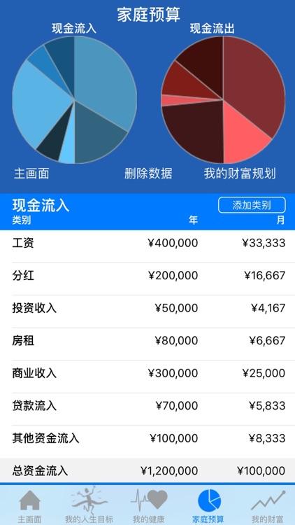 Health and Wealth screenshot-6