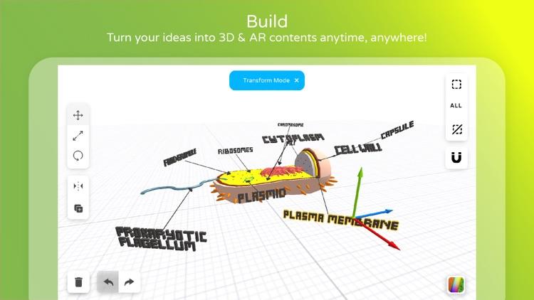 Assemblr - Make 3D, Show in AR