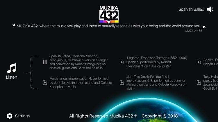 Muzika432 screenshot-4