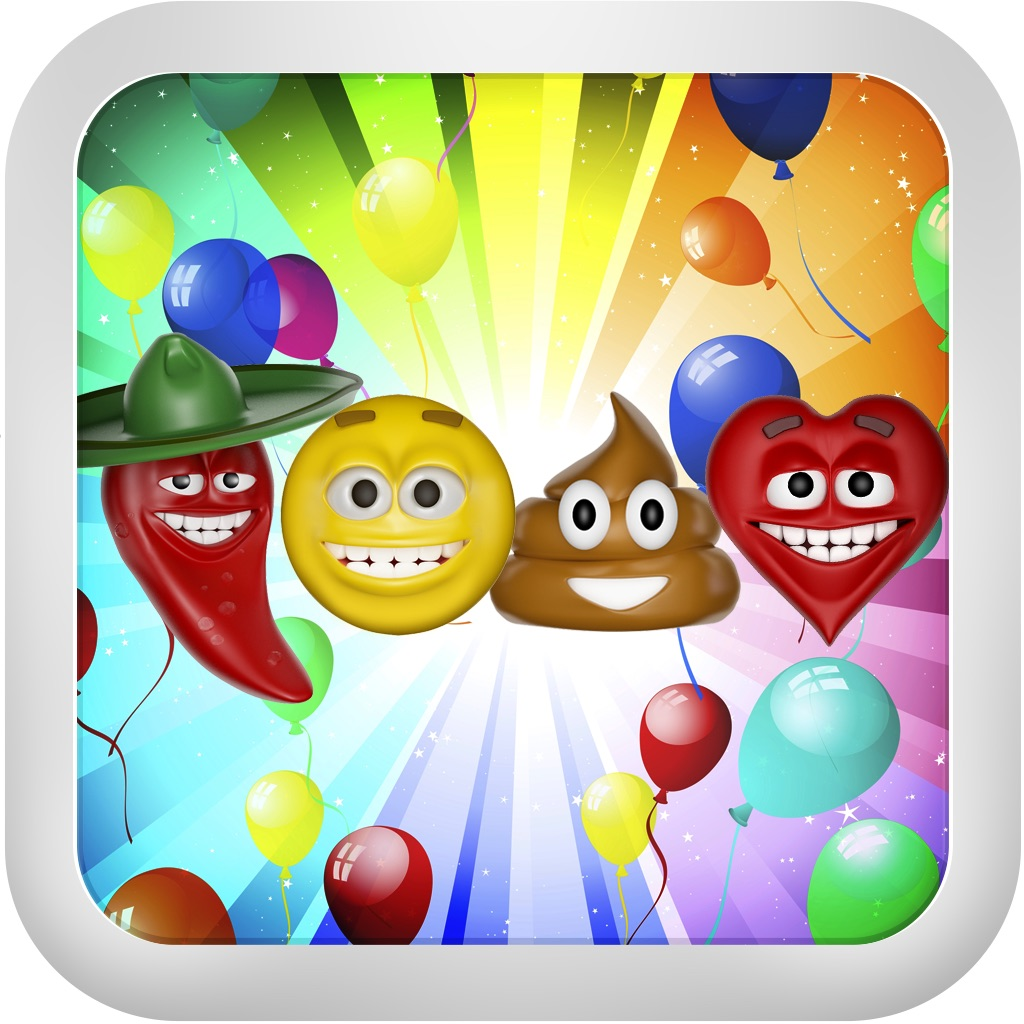 Emoji Party - Talking Emoji Free Video Maker for YouTube, Text, WhatsApp, Kik, Viber, Tango, ooVoo, iFunny, WeChat plus Tumblr