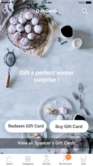 Spencer's Online Grocery on the App Store