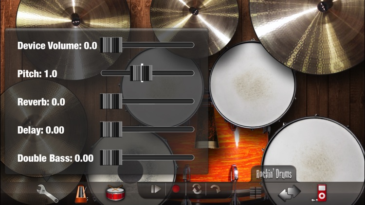 Rockin' Drums screenshot-1