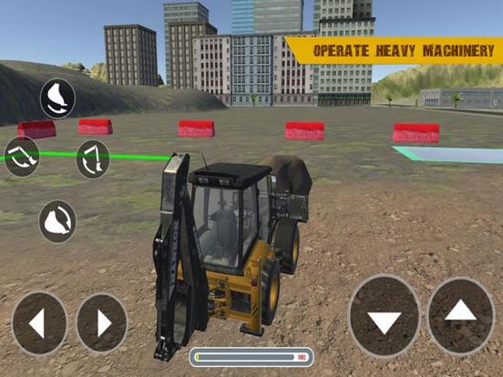 Heavy Machinery Transport Sim screenshot 6