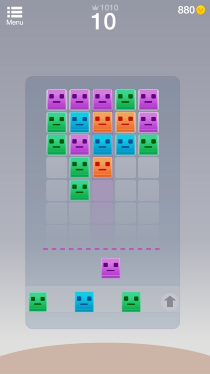Stack Three FRVR - Blast Cubes