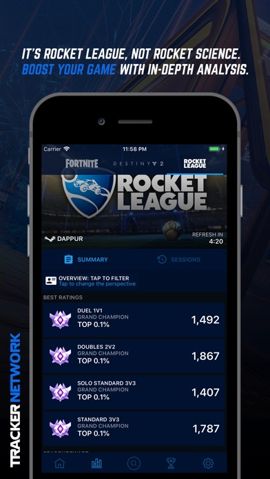 Download Tracker Network for Fortnite for Pc