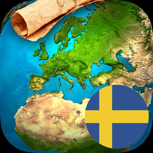 GeoExpert - Sweden Geography