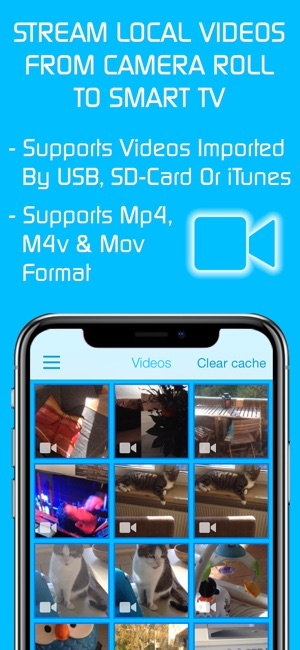 cast free movies iphone