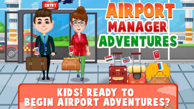 Airport Manager Adventures