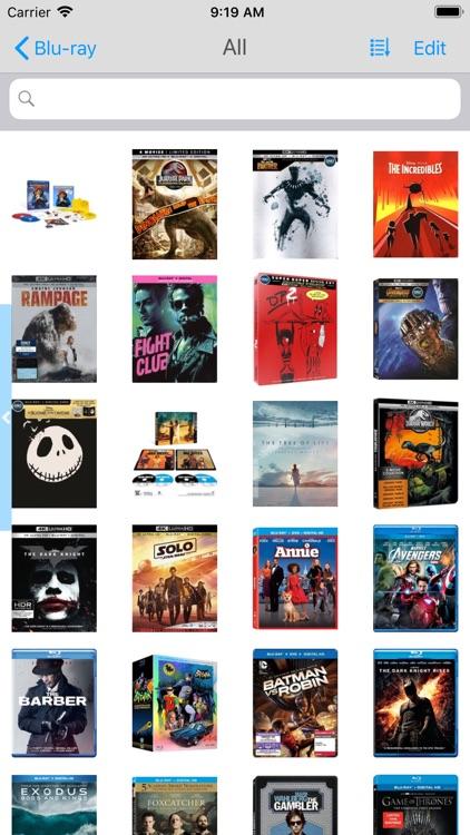 My Movies by Blu-ray.com screenshot-3