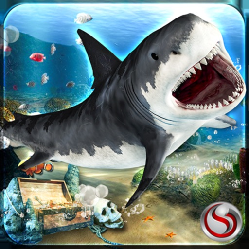 акула жажда мести атака сим 3D