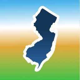 Aqua Map New Jersey Lakes