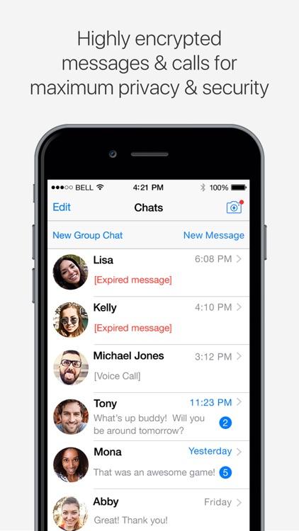 SOMA Messenger screenshot-4