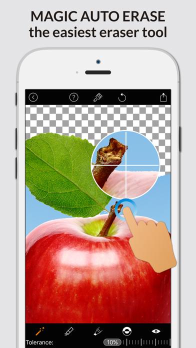 Magic Eraser Background Editor Screenshot