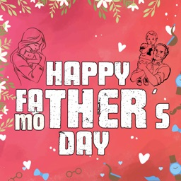 Mother & Father Day Stickers