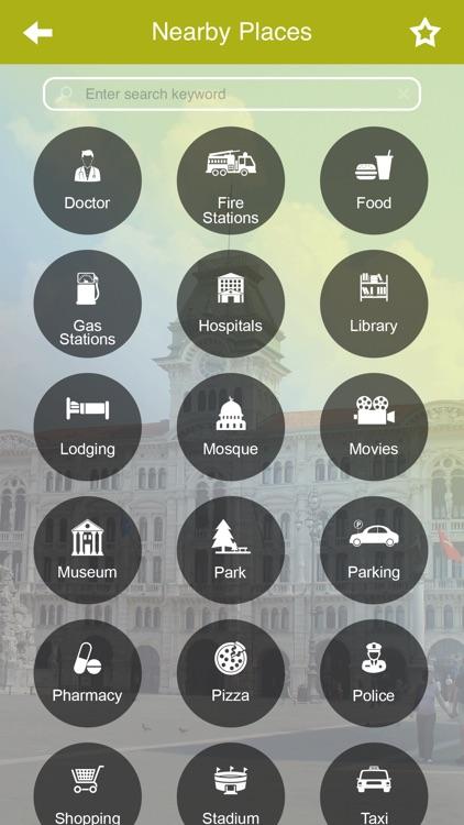 Trieste City Guide screenshot-4