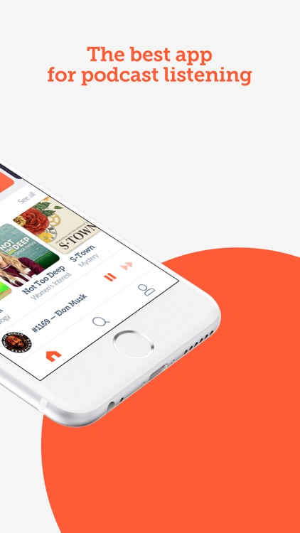 Bullhorn: Podcast App