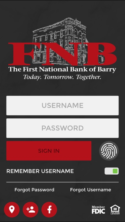 FNB Barry Mobile by The First National Bank of Barry