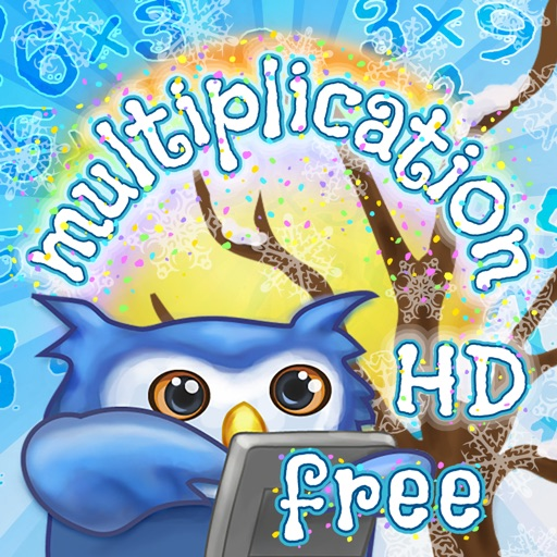 Multiplication Frenzy HD Free - Fun Math Games for Kids