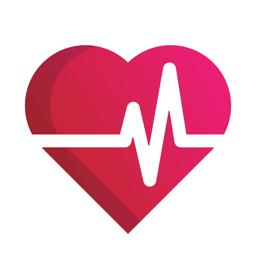 Ícone do app Heart Rate PRO