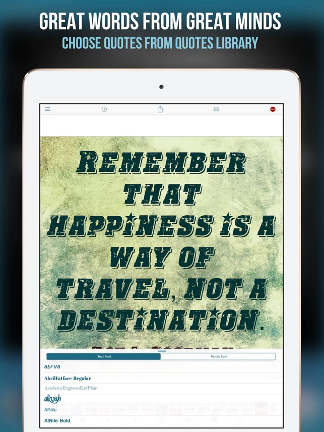 Image of: Inspirational Quotes Creator Quote Maker On The App Store Air Freshener Quotes Creator Quote Maker On The App Store