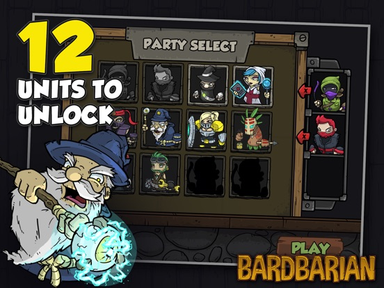 Screenshot 4 Bardbarian - Premium Edition