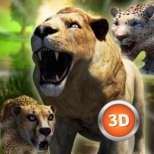 Animal Simulator 3D - Predator App Data & Review - Games - Apps