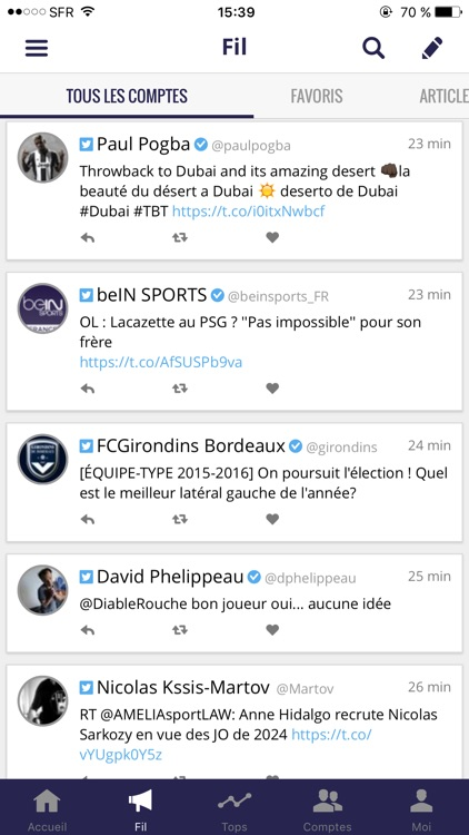 Footballeur Pro
