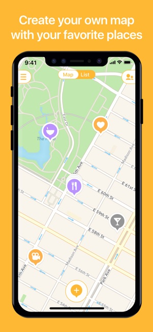 Mapstr the map of your world on the app store iphone imessage apple watch gumiabroncs Choice Image