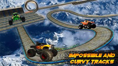 Monster Truck Stunt Racing mtdのおすすめ画像2
