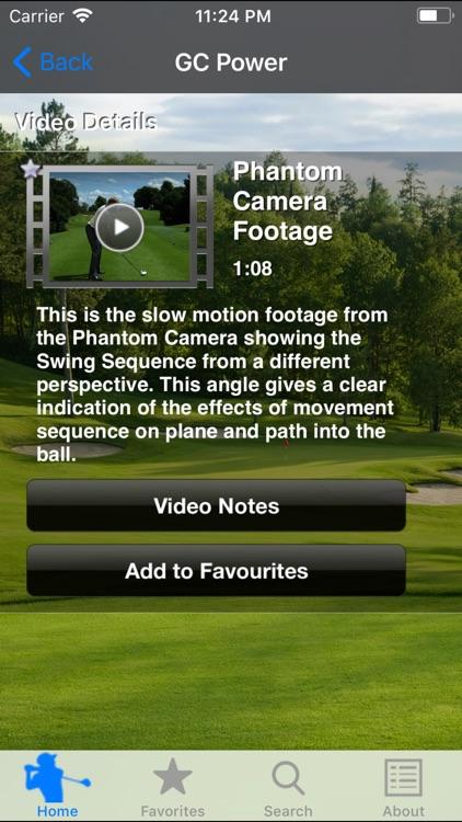 Golf Coach Power screenshot-3