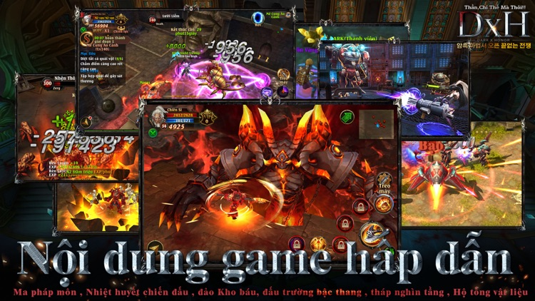 Dark X Honor screenshot-4