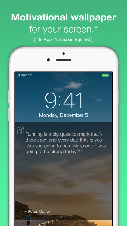 MilePost - Quotes for Runners screenshot-4