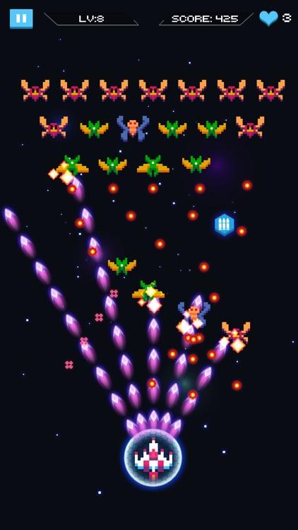 Galaxy Attack - Space Shooter screenshot-4