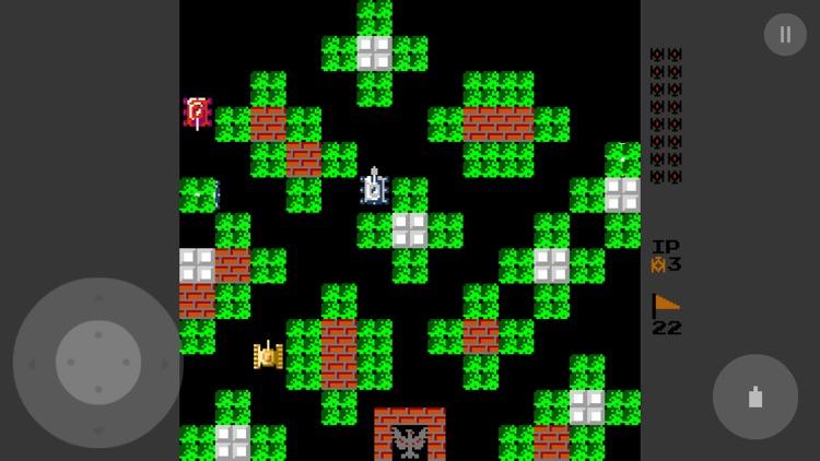 Tank Battles Classic screenshot-6