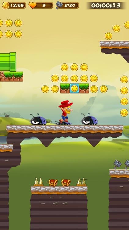 Super Adventure of Jabber screenshot-4