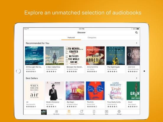 audible ipad app download