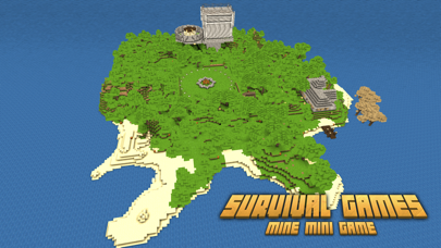 ピクセルサバイバルゲーム:無人島に冒険するのおすすめ画像1