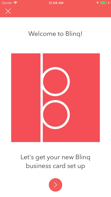 Blinq digital business cards by rabbl pty ltd blinq digital business cards colourmoves