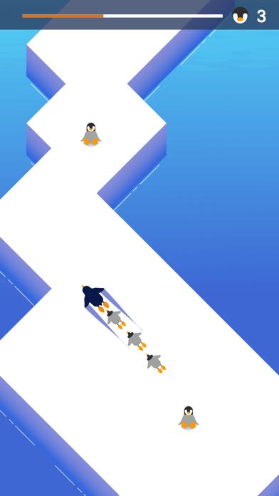 Slipping Penguin Screenshot