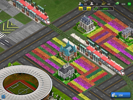 Stadium City ™ screenshot 8