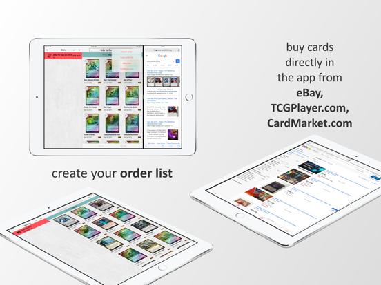 MTG Manager - cards info base by Oleksandr Yakobshe (iOS