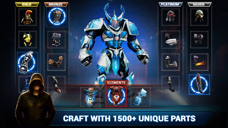 Real Steel Champions screenshot-1