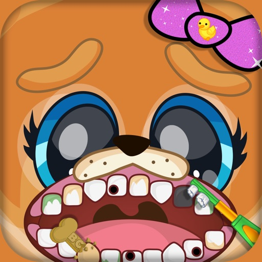 Baby Animal Pets Dentist Doctor - Virtual Pet Vet iOS App