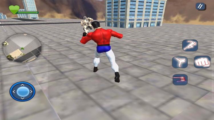 Eye Laser Superhero screenshot-3
