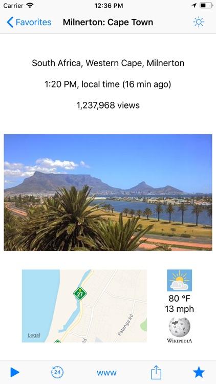 LandWebcams screenshot-3